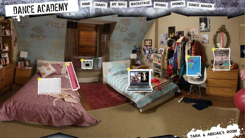 Interactive panoramas with item hotspots